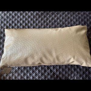 Charisma decorative pillow NWT